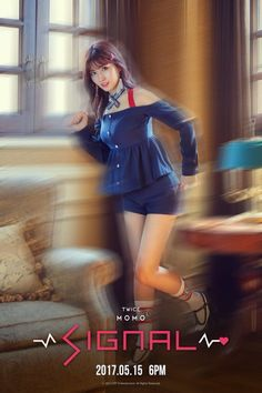 TWICE drop more 'Signal' teaser images of Mina, Momo and Tzuyu | allkpop.com