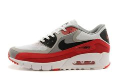 finest selection e1177 5f41c Buy Men s Sneakers NK Air Max 90 Breathe White   Red   Black For Spring  from Reliable Men s Sneakers NK Air Max 90 Breathe White   Red   Black For  Spring ...