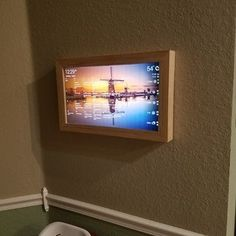 Raspberry Pi: Wall Mounted Calendar and Notification Center - Technology Raspberry Pi: Wall Mounted Calendar and Notification Center Raspberry Pi: Wall Mounted Calendar and Notification Center: 5 Steps (with Pictures) -