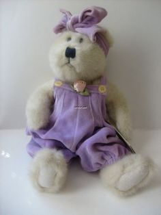 Boyds Bears Grace Retired Investment Collectible