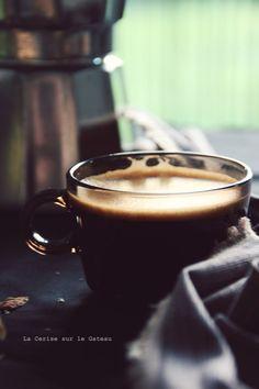 #Coffee | por la cerise sur le gâteau