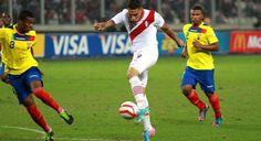 Perú empató 2-2 ante Ecuador y Brasil aplastó 7-1 a Haití ->> http://soloparatiradio.com/?p=10324