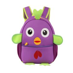 China The Most Cute Cartoon Chick Backpack for Children - China Children  Backpacks 30050084c8a22
