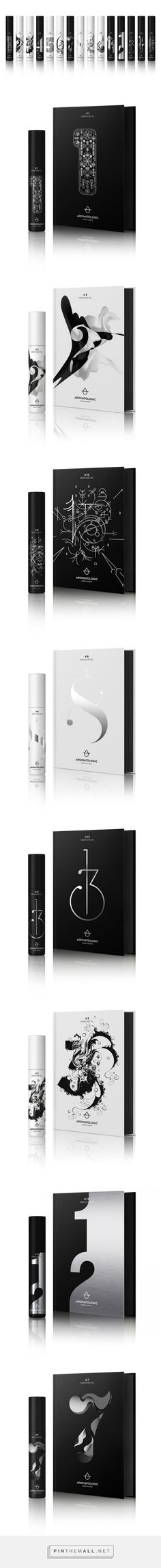 packaging / package design | Aromatologic Oil Perfumes