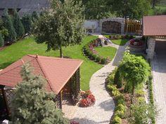 Garden-design.PROJEKTOWANIE OGRODÓW. OGRÓD PRZY DOMU KIELCE