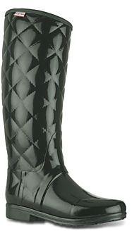 Hunter Regent Savoy Rain Boots on shopstyle.co.uk