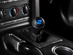 Digital Shift Knob - Manual (79-13 All)
