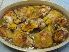 Heidi's Recipes: Lemon Chicken Recipe