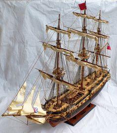 Artesania Latina's 1/48 scale HMS Surprise.