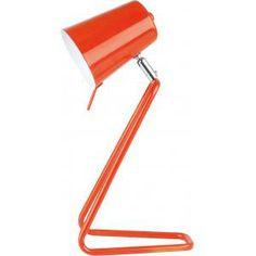 Bureaulamp Z-lamp - Oranje - Leitmotiv