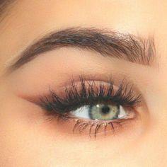 Edgy Makeup, Makeup Eye Looks, Eye Makeup Art, No Eyeliner Makeup, Cute Makeup, Skin Makeup, Makeup Inspo, Makeup Inspiration, Makeup Tips
