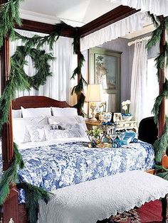 Christmas Bed!