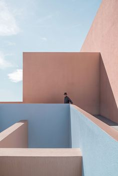 Muted Colors, Aesthetic, Inspired Architecture , Art Photography