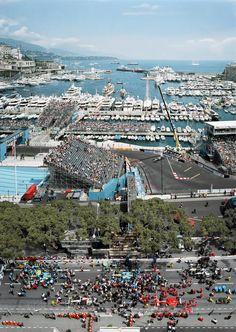 Andreas Gursky - Monaco