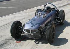 CRA Champ Built & Raced: 1961 Don Thomas Sprint Roadster