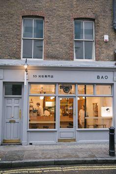 Bao, London - The Londoner