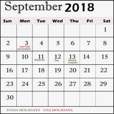 september 2018 calendar usa uk malaysia singapore canada india september 2018 calendar us september 2018 calendar malaysia with holidays september calendar