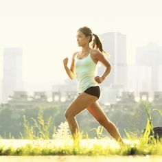 Get Outside and Torch Belly Fat: Running Interval Workout (I hope this works similarly on a treadmill)