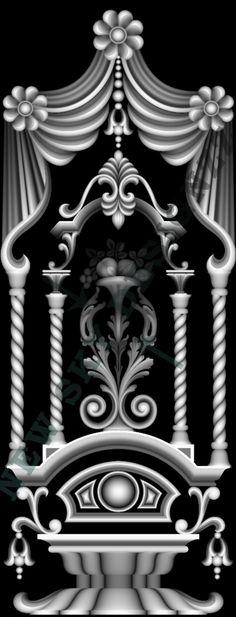 full panel door design