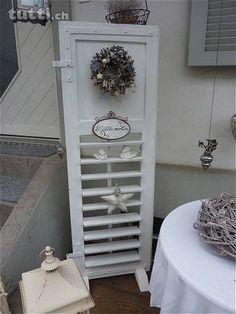 ... Lamellen on Pinterest Window shutters, Repurposed shutters and Deko
