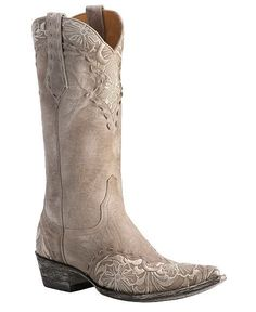 Wedding Cowgirl Boots | Old Gringo Erin Embroidered Cowgirl Boots - Pointed Toe - Sheplers