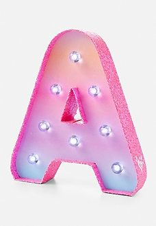 Girls Initial Shop: Clothing Backpacks Jewelry & More Tween Girls Bedroom backpacks Clothing Girls Initial Jewelry SHOP Unicorn Room Decor, Unicorn Bedroom, Tween Girls, Toys For Girls, Justice Accessories, Marquee Lights, Cute School Supplies, Buy Gift Cards, Cute Room Decor