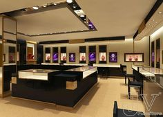manufacturers of jewelry shop counters,jewellery display case for sale Jewellery Shop Design, Jewellery Display, Jewelry Shop, Jewelry Stores, Wall Display Cabinet, Display Case, Showcase Cabinet, Display Showcase, Shop Counter Design