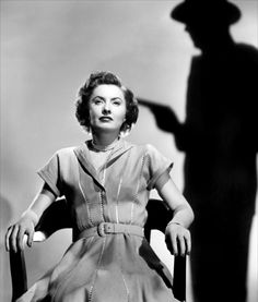 Barbara Stanwyck - The File on Thelma Jordon, 1950 Classic Hollywood, In Hollywood, Vintage Hollywood, Santa Monica, The Lady Eve, Double Indemnity, Bogart And Bacall, Jordan Photos, Turner Classic Movies