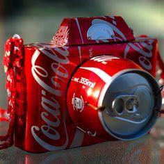 Fotografa coca cola