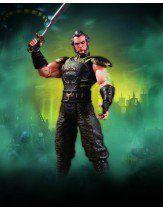 "RAS ALGHUL Arkham City Action Figure based on the mega-hit Batman Video Game.  6"" size."