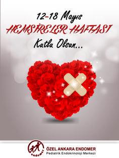 12-18 Mayıs Hemşireler Haftası Kutlu Olsun...