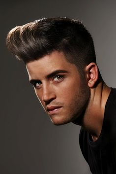 Hair Hair Styles Men Big Hair Elvis New York Times Rockabilly