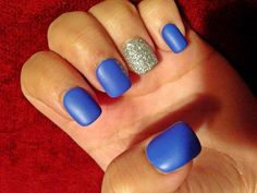 color of my nails almost on point