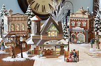 Department 56 - New England Village
