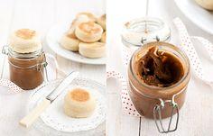 Regalos para San Valentín III: Panecillos con Nutella casera