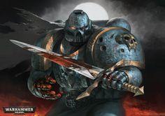 3d alejandro_mirabal space_marines sword