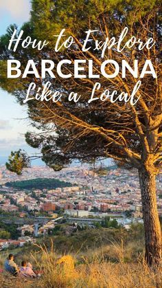 Looking for local things to do in Barcelona? On a short trip to Barcelona, it's easy to settle for only typical touristy activities. When I lived in Barcelona, I discovered that the city so much more to offer. There are so many things to do in Barcelona that something is bound to resonate with you. Plan your trip with my detailed local guide to Barcelona. #Barcelona #Spain #TravelGuideBarcelona #LocalGuideBarcelona