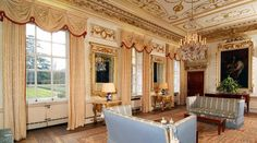 Drawing Room, Ditchley Park