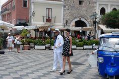Прекрасный город Таормина на Сицилии доказывает всем нам, что жизнь прекрасна! Да, и сама Сицилия служит подтверждением этим словам.