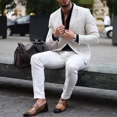 """350 Likes, 4 Comments - MenWithCasualStyle (@menwithcasualstyle) on Instagram: """"Yes or No? #menwithcasualstyle"""""""