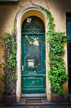 Berlin's Doors 3 by PiusKo, via Flickr