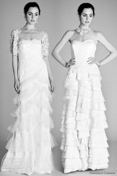 http://weddinginspirasi.com/2012/02/06/temperley-london-spring-2012-wedding-dresses-ophelia-bridal-collection/  temperley london 2012 collection  #weddingdress #bridal #weddings #weddinggown #bride #sposa #novia
