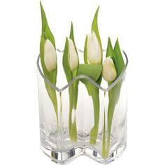 Cupido er en hjertelig vase fra finske Muurla. Vakkert håndlagd glass <3