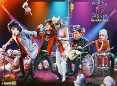 Rolling Stones Tour   the Rolling Stones: Geriatric Tour