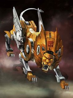 Autobot Cassette Steeljaw Artwork From Transformers Legends Game