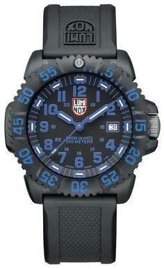 3053.NEWBLUE - Authorized Luminox watch dealer - Mens Luminox NAVY SEAL COLORMARK 3050, Luminox watch, Luminox watches