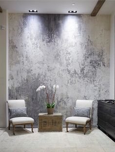 bespoke Feature wall finishes, Italian polished plaster, textured stone ,travertino, Faux painted marble & woods, gilding and murals