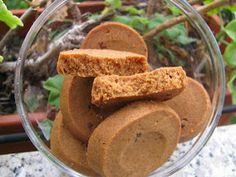 I Dolci di Pinella: Frollini al caramello Muscovado