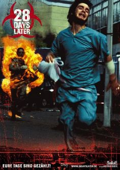 """28 Days Later Movie Poster 18""""X27"""""""