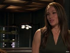 "Stargate Atlantis 5.20 ""Enemy at the Gate"" Sharon Taylor as Amelia"